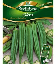 Okra 'Clemson Spineless'