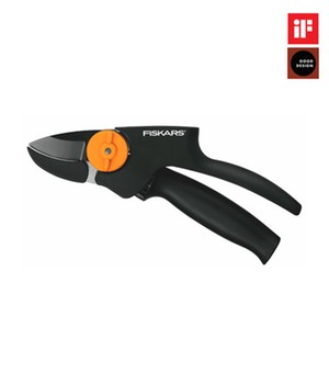 Fiskars PowerGear Rolgrip-snoeischaar, aambeeld