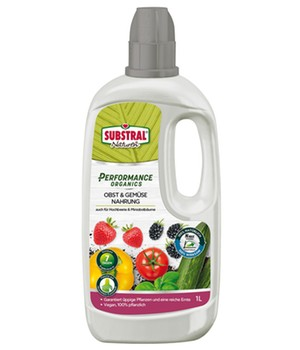 SUBSTRAL® Performance Organics fruit & groenten voedsel