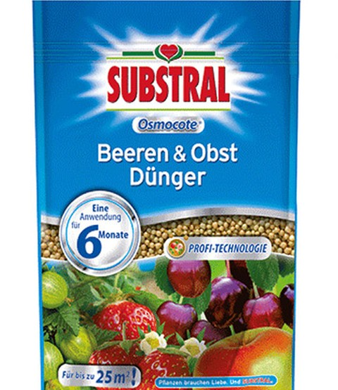 Substral® bessen & fruit mestkorrels