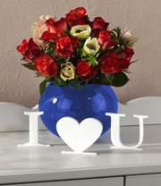 Deco: de beroemde 3 woorden 'I love you'