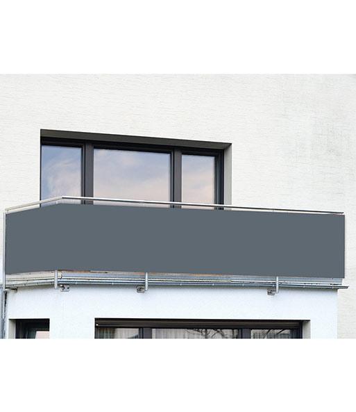 Balkon Sichtschutz Anthrazit Uni Jetzt Online Bei Baldur Garten
