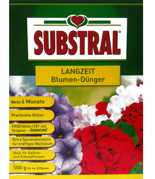 SUBSTRAL® Osmocote Langzeit-Dünger