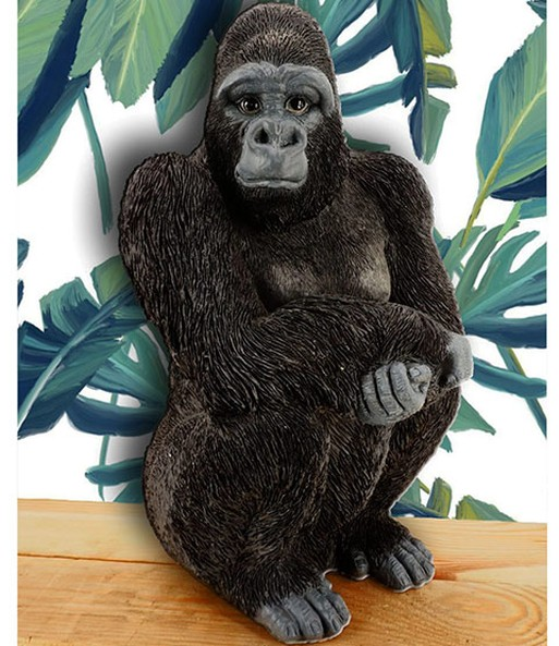 Decoratie 'Gorilla'
