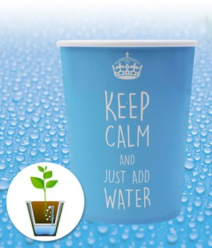 'WaterWick®' potsysteem 'Keep Calm'