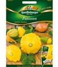 Courgette 'Patisson Golden Marbre'