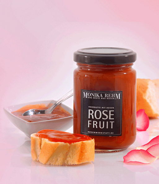 Rozen Jam 'Rose Fruit'