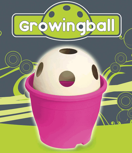 Growing Ball® 'pink'