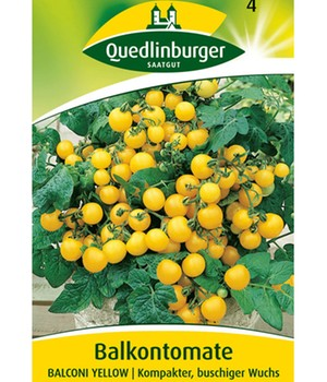 Tomaat 'Balconi Yellow'