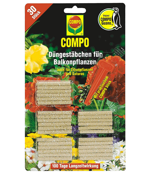 COMPO® meststofstaafjes