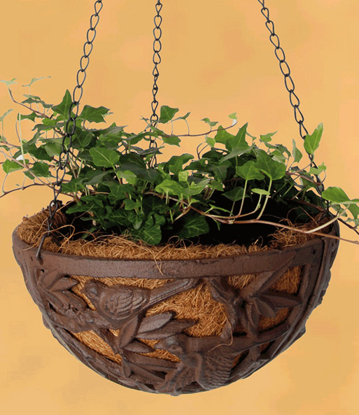 Hanging Basket 'Bird'26 cm