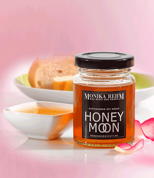 Rozen Honing 'Honey Moon'