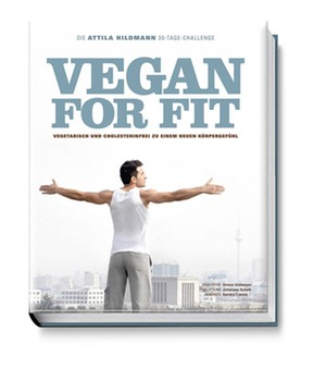 Vegan for Fit van Attila Hildmann