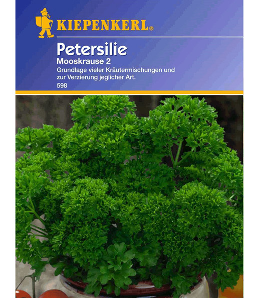 Peterselie 'Mooskrause 2'