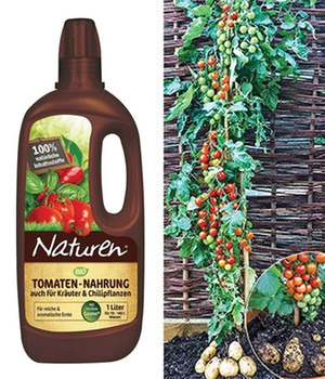 Collectie Tomtato® en Naturen Meststof