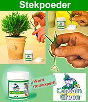 Captain Green® 'Stekpoeder'