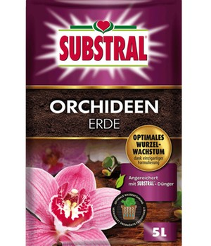 SUBSTRAL® Orchideeënaarde