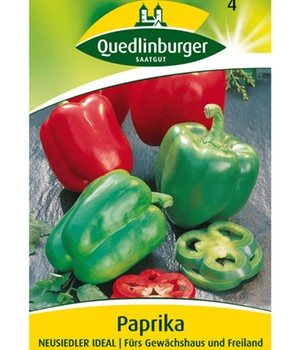 Paprika 'Neusiedler Ideal'