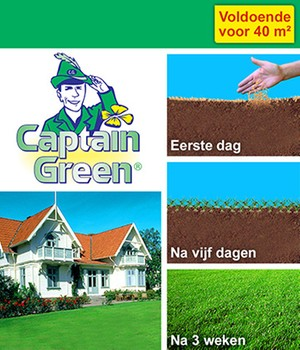 Captain Green® wondergras