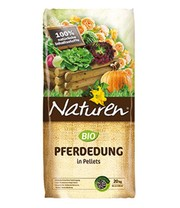 Naturen® BIO paardemest in pelletvorm