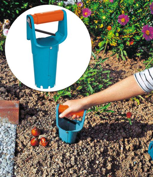 gardena bloembollenplanter narcissen bij baldur nederland. Black Bedroom Furniture Sets. Home Design Ideas
