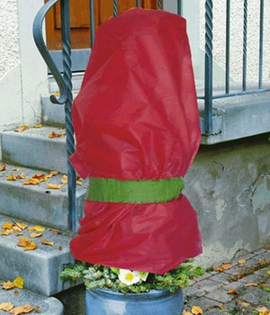Winterbescherming thermohoes 'rood' 1,5 x 5 m