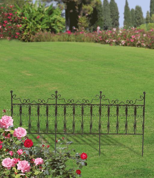 bloemperk afscheider vandossa tuindecoratie bij baldur nederland. Black Bedroom Furniture Sets. Home Design Ideas