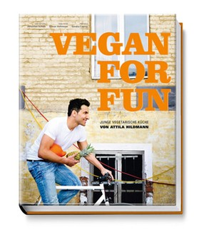 Vegan for Fun van Attila Hildmann