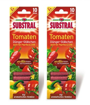 SUBSTRAL® Tomaten bemestingstaafjes